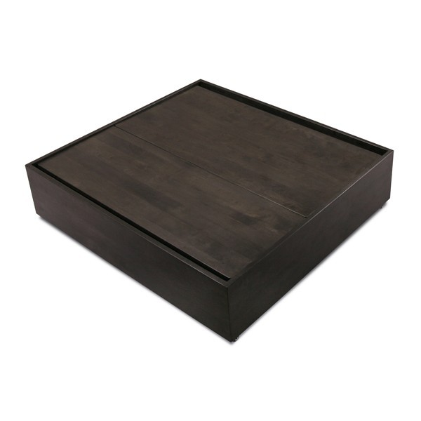 Grande table basse ETERNITY foncé