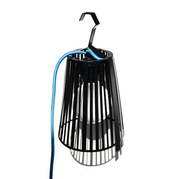 Suspension noire BARDECO SMALL