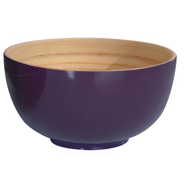 Salad bowl TCHON (various colours) by Bibol
