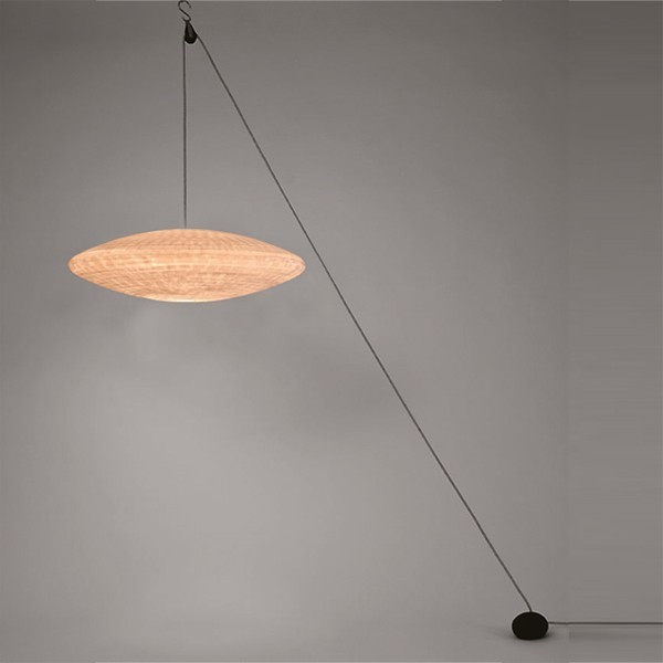 ZEN pulley ceiling light by Celine Wright