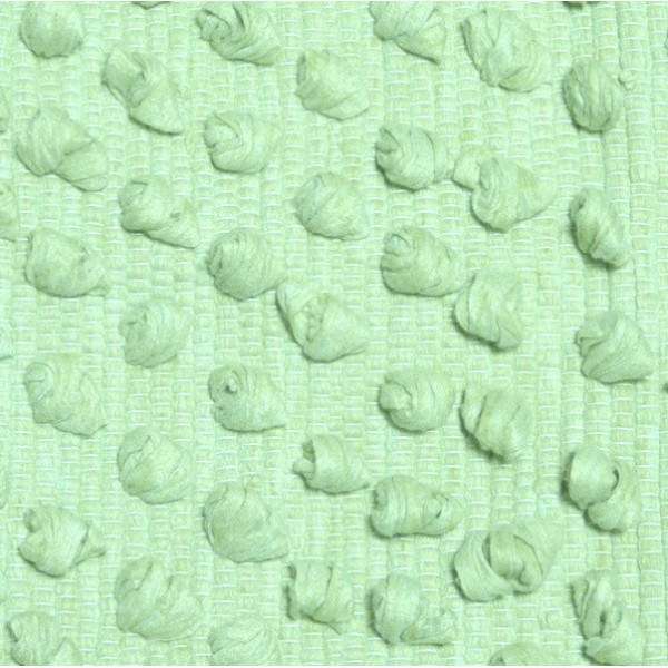 Magic BOLAS rug in green by Vianatece
