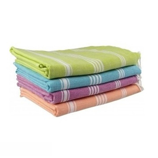 KERALA organic cotton hammam towel