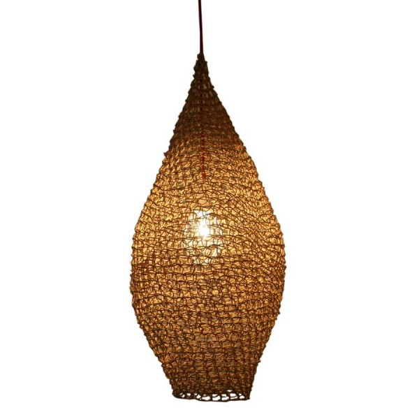 Hanging Lamp DROP (Choice of sizes)