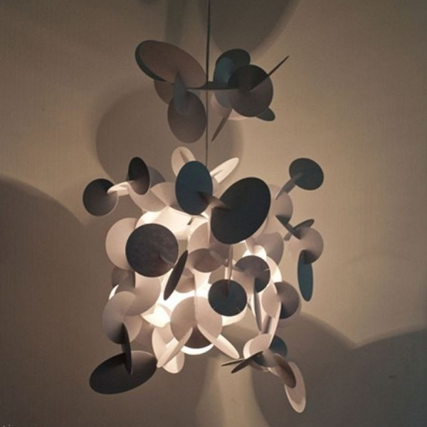 LEAVE THE SHADOWS pendant light by La Nomade du Design