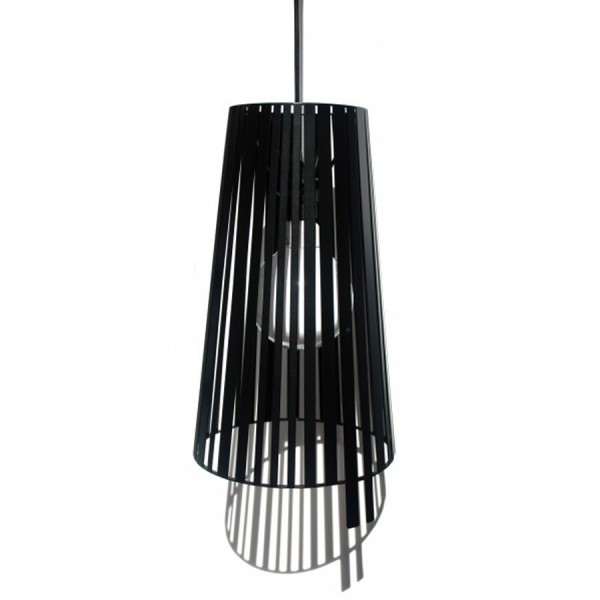 Suspension BARDECO GM noir