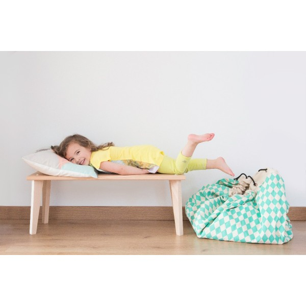 Children's bench ACCOLADES by Paulette & Sacha