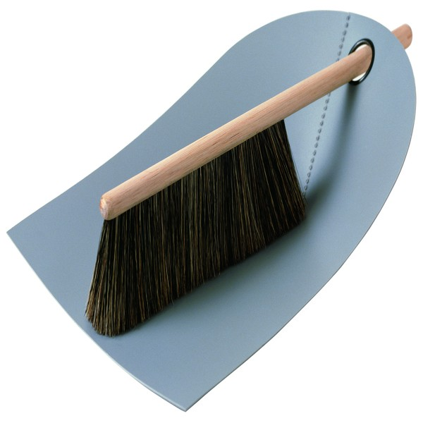 DUSTPAN & BROOM Red by Normann Copenhagen