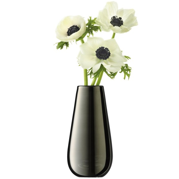 Bud flower vase METALLIC by LSA