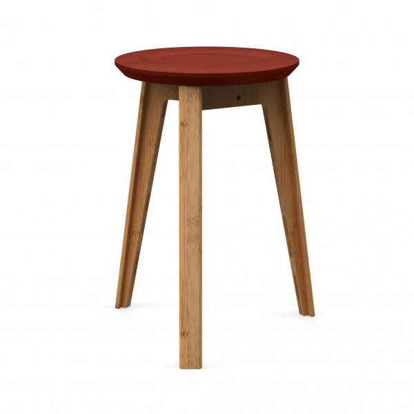 Tabouret BUTTON STOOL par WE DO WOOD