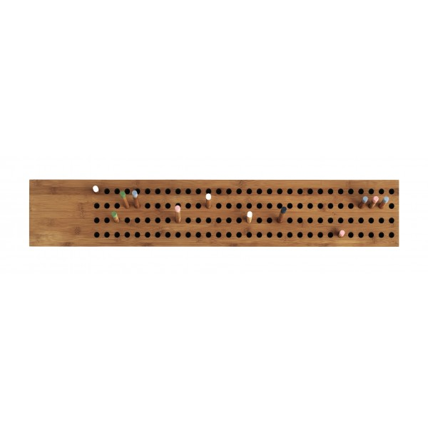 SCOREBOARD  coat rack (100cm)  by WE DO WOOD