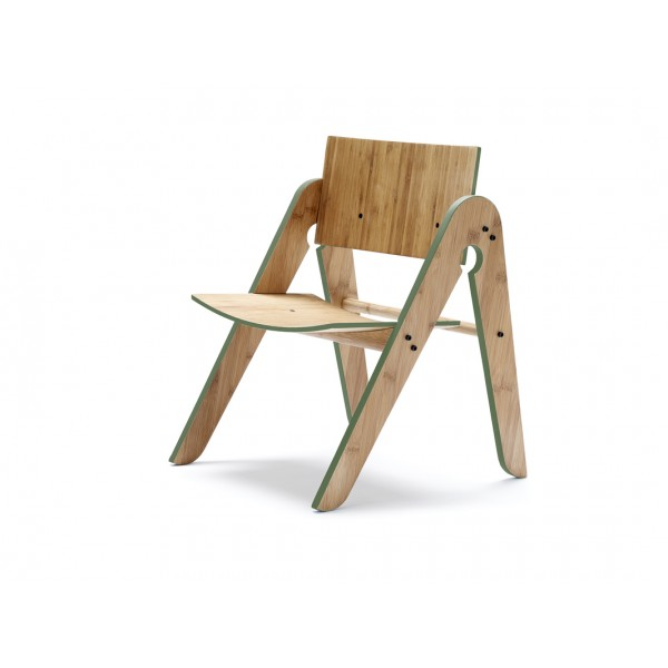 LILLY'S CHAIR  children's seat by WE DO WOOD