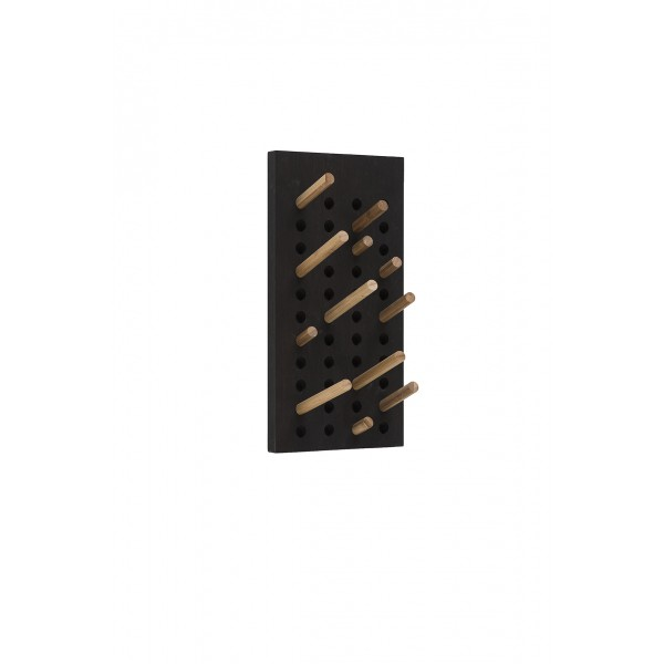 SCOREBOARD  coat rack (36cm)  by WE DO WOOD