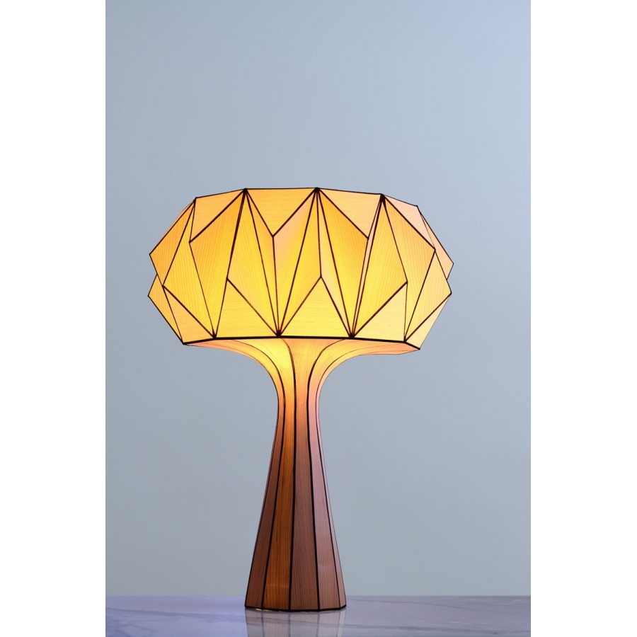 FRANK wood table lamp by 7GODS Lighting